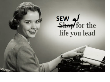 sew for the life you lead